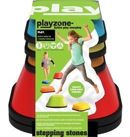 B4 Adventure Playzone Fit Stepping Stones