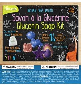 Kiss Naturals DIY Glycerin Soap Making Kit