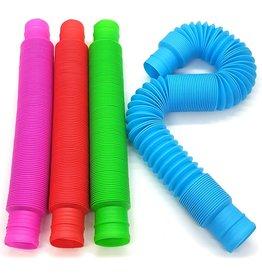 Fidget Popping Tubes