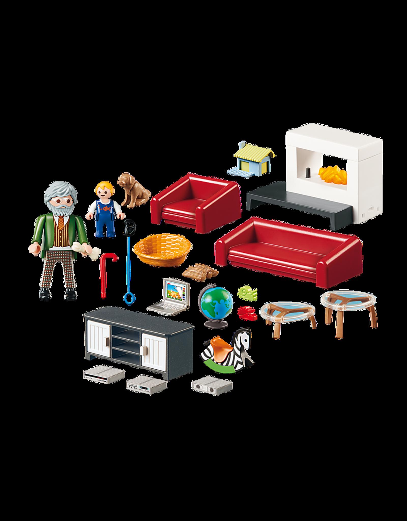 Playmobil Comfortable Living Room