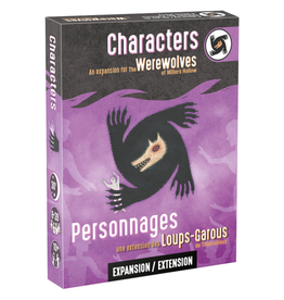 Zygomatic Werewolves: Characters