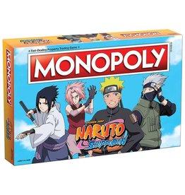 USAopoly Monopoly: Naruto