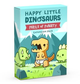 Happy Little Dinosaurs: Perils of Puberty Expansion Pack
