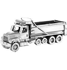 Metal Earth Freightliner Dump Truck