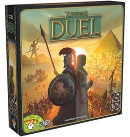 Repos Production 7 Wonders - Duel