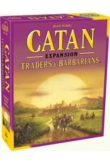 Catan Catan: Traders and Barbarians