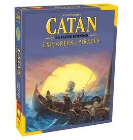 Catan Catan Explorers & Pirates: 5-6 Player Extension
