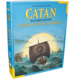 Catan Catan Expansion: Legend of the Sea Robbers
