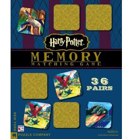 New York Puzzle Co. Harry Potter Memory Game