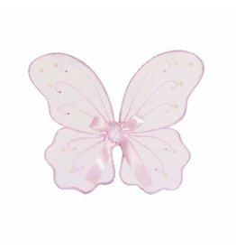 Great Pretenders Pink Fairy Wings