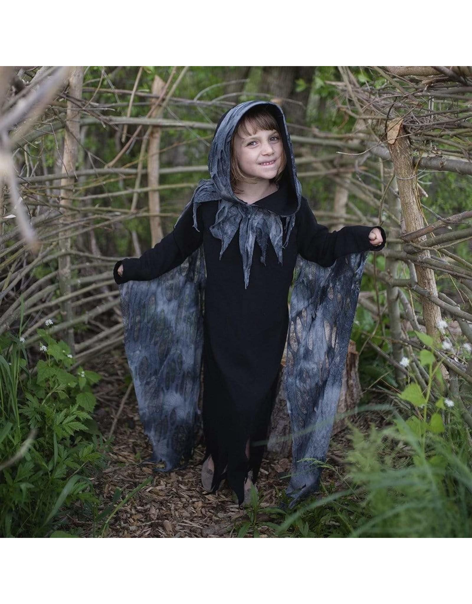 Great Pretenders Grim Reaper Cloak, Size 7/8