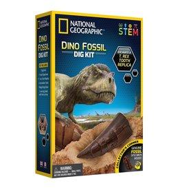 Incredible Novelties National Geographic Dinosaur Fossil Dig Kit