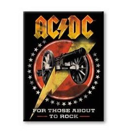 NMR AC/DC - For Those About to Rock Flat Magnet