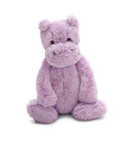 Jellycat JellyCat Bashful Lilac Hippo Medium