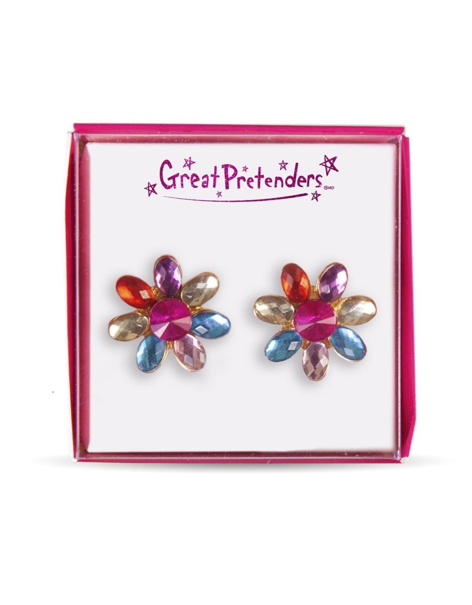 Great Pretenders Clip On Earrings Asst.