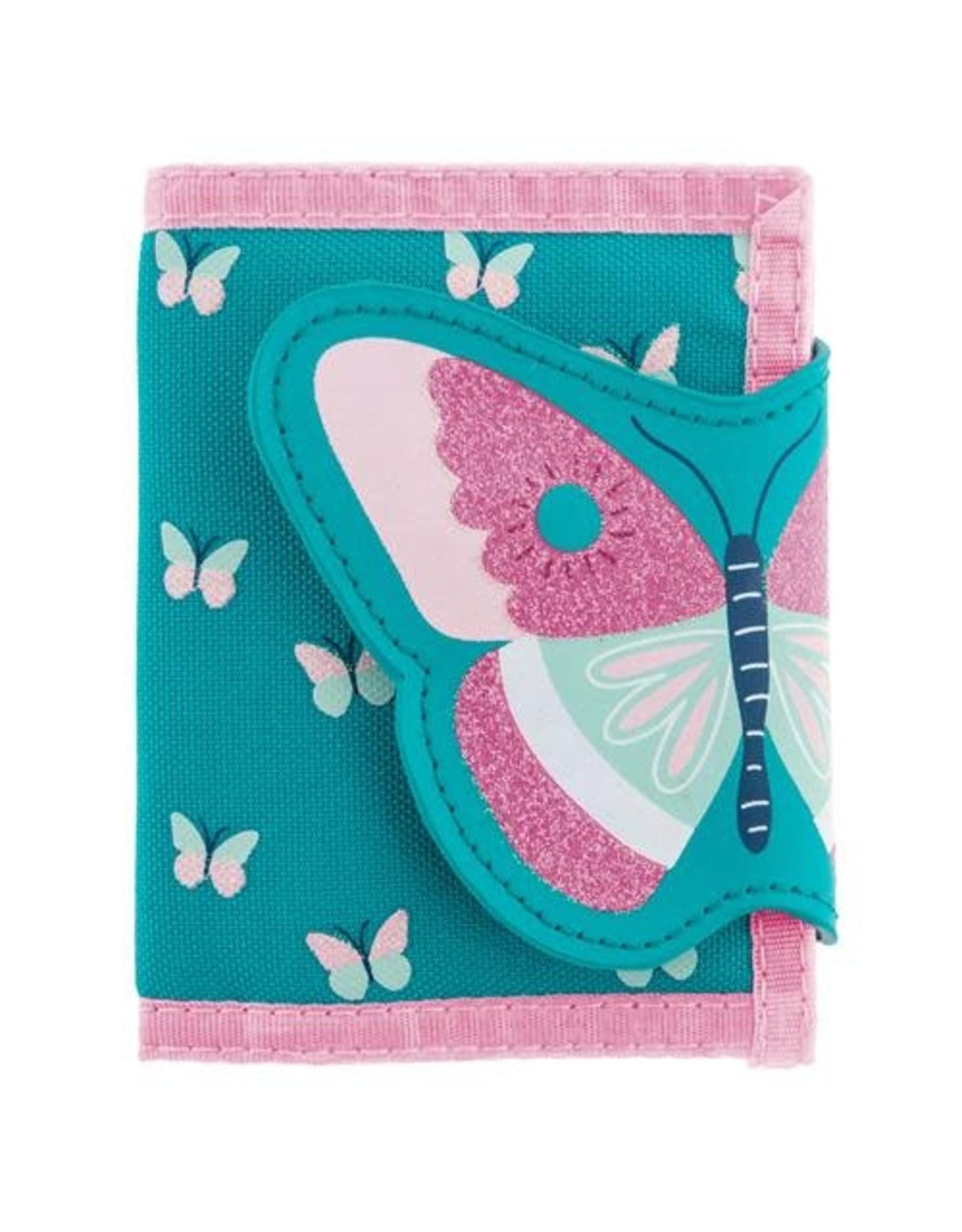 Stephen Joseph Butterfly Floral Wallet