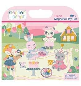 Stephen Joseph Magnetic Play Set - Picnic