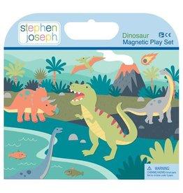 Stephen Joseph Magnetic Play Set - Dino