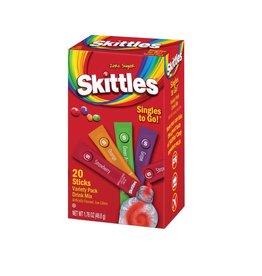 Skittles Singles To Go Variety 20 Pack