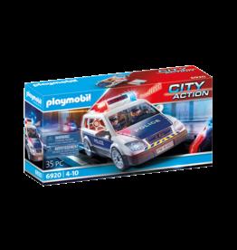 Playmobil Police Emergency Vehicle