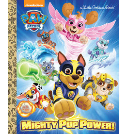 Little Golden Books Mighty Pup Power! (PAW Patrol) - LGB
