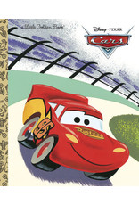 Little Golden Books Cars Little Golden Book (Disney/Pixar Cars)