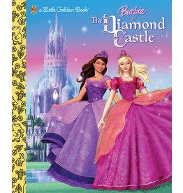 Little Golden Books Barbie and the Diamond Castle - LGB