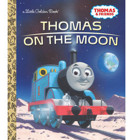 Little Golden Books Thomas on the Moon (Thomas & Friends) - LGB