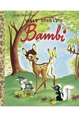 Little Golden Books Bambi Little Golden Book (Disney Classic)
