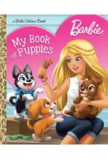 Little Golden Books Barbie: My Book of Puppies Little Golden Book