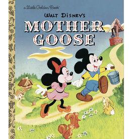 Little Golden Books Mother Goose (Disney Classic) - LGB