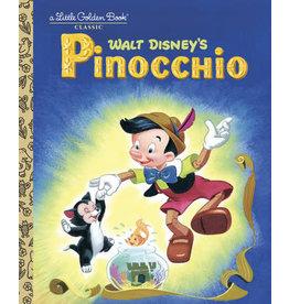 Little Golden Books Pinocchio (Disney Classic) - LGB