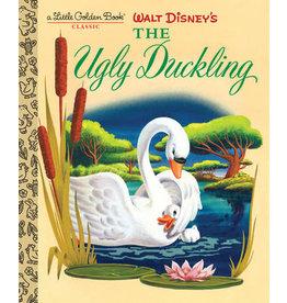 Little Golden Books Walt Disney's The Ugly Duckling (Disney Classic) - LGB