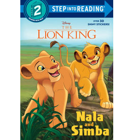 Step Into Reading Step Into Reading - Nala and Simba (Disney The Lion King) (Step 2)