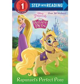 Step Into Reading Step Into Reading - Rapunzel's Perfect Pony (Disney Princess: Palace Pets) (Step 1)