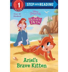 Step Into Reading Step Into Reading - Ariel's Brave Kitten (Disney Princess: Palace Pets) (Step 1)