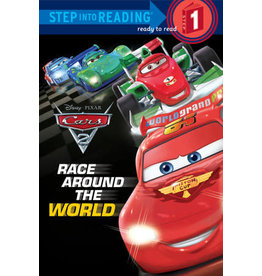 Step Into Reading Step Into Reading - Race Around the World (Disney/Pixar Cars 2) (Step 1)