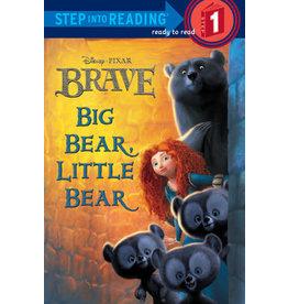 Step Into Reading Step Into Reading - Big Bear, Little Bear (Disney/Pixar Brave) (Step 1)