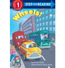 Step Into Reading Step Into Reading - Wheels! (Step 1)