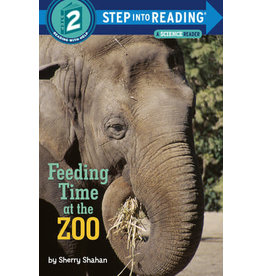 Step Into Reading Step Into Reading - Feeding Time at the Zoo (Step 2)