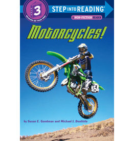 Step Into Reading Step Into Reading - Motorcycles! (Step 3)