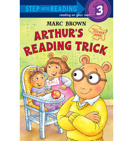 Step Into Reading Step Into Reading - Arthur's Reading Trick (Step 3)