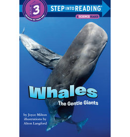 Step Into Reading Step Into Reading - Whales: The Gentle Giants (Step 3)