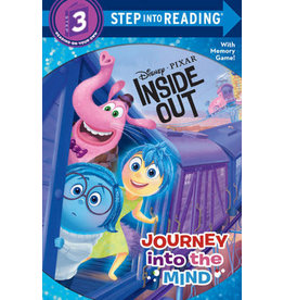Step Into Reading Step Into Reading - Journey into the Mind (Disney/Pixar Inside Out) (Step 3)