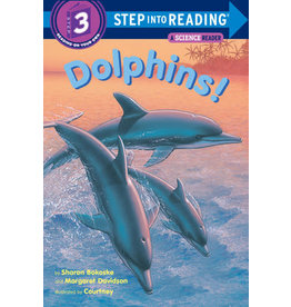 Step Into Reading Step Into Reading - Dolphins! (Step 3)