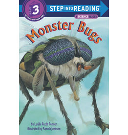 Step Into Reading Step Into Reading - Monster Bugs (Step 3)