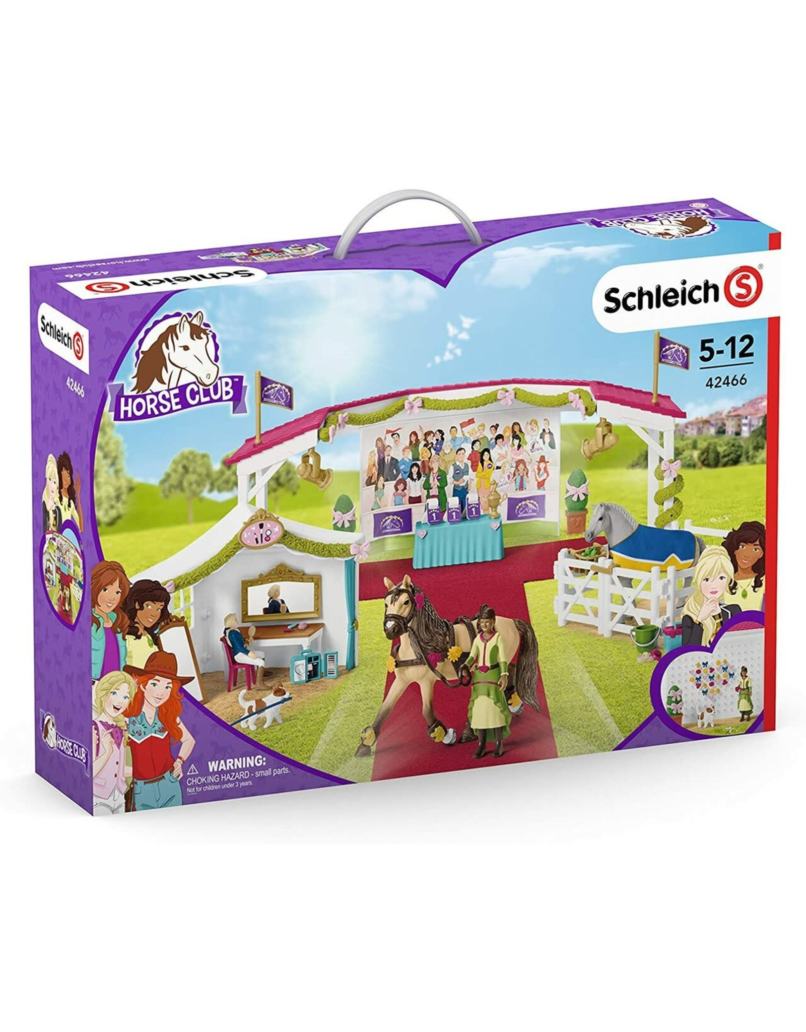 Schleich Big Horse Show with Dressing Tent