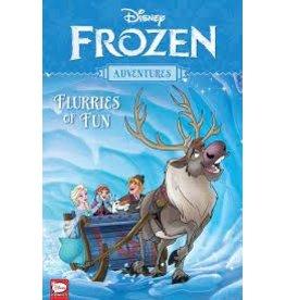 Disney Frozen Adventures - Flurries of Fun