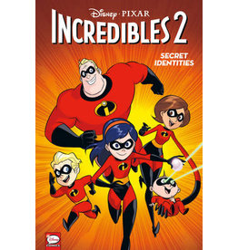 Incredibles 2 - Secret Identities