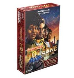 Z Man Games Pandemic Hot Zone - Europe